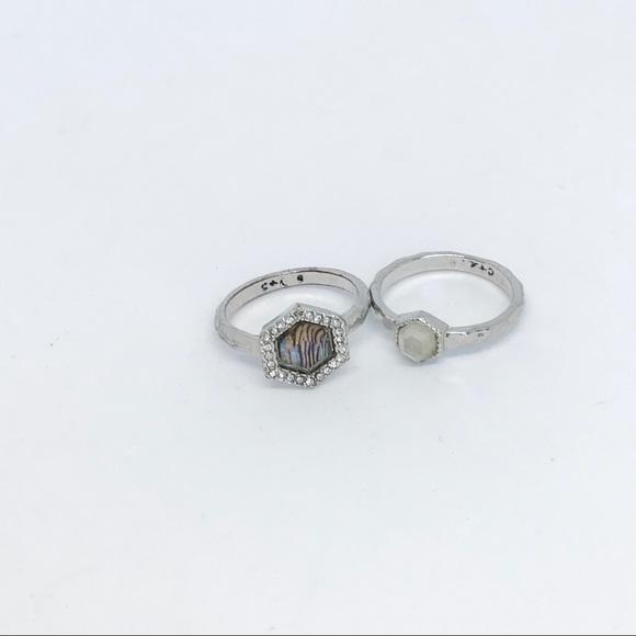 Chloe + Isabel Jewelry - Meridian Stackable Rings- MISSING ONE
